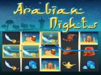 Jeu mobile Slot: arabian nights