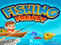 Jeu mobile Fishing frenzy