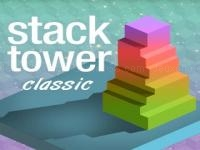 Jeu mobile Stack tower classic