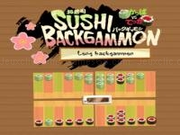 Jeu mobile Sushi backgammon