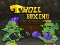 Jeu mobile Troll boxing