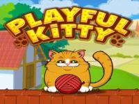Jeu mobile Playful kitty