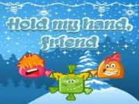 Jeu mobile Hold my hand, friend
