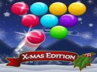 Jeu mobile Smarty bubbles x-mas edition