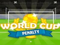 Jeu mobile World cup penalty