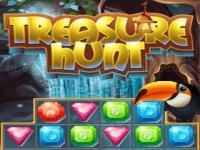 Jeu mobile Treasure hunt