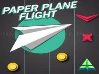 Jeu mobile Paper plane flight
