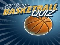 Jeu mobile All-star basketball quiz