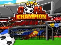 Jeu mobile Goal champion