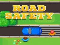 Jeu mobile Road safety - blood free