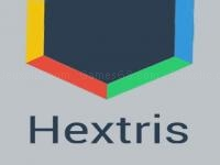 Jeu mobile Hextris