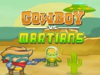 Jeu mobile Cowboys vs. martians