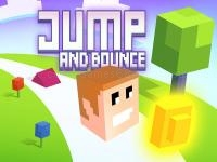 Jeu mobile Jump and bounce