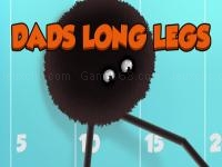 Jeu mobile Dads long legs