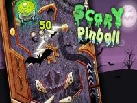 Jeu mobile Scary pinball