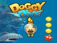Jeu mobile Doggy dive