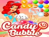 Jeu mobile Candy bubble