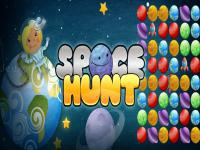 Jeu mobile Space hunt