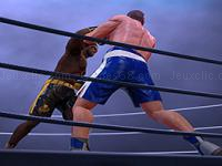Jeu mobile Ultimate boxing game
