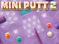 Jeu mobile Mini putt gem forest