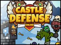 Jeu mobile Castle defense online