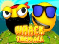Whack them all