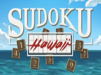 Jeu mobile Sudoku hawaii