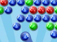 Jeu mobile Bubbles shooter