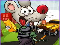 Jeu mobile Rat crossing