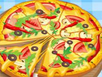 Jeu mobile Bake time pizzas
