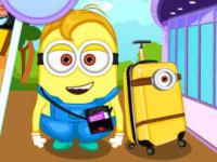 Jeu mobile Minions fly to nyc