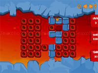 Jeu mobile Volcano escape