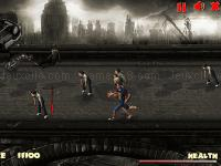 Jeu mobile Zombie invasion