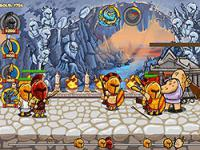 Jeu mobile Heroes of myths: warriors of gods