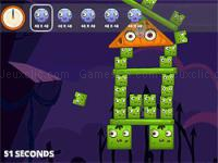 Jeu mobile Super scary stacker
