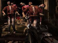 Jeu mobile Zombie shooter 3d