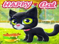 Jeu mobile Happy cat