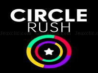 Jeu mobile Circle rush