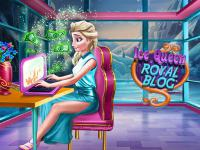 Jeu mobile Ice queen royal blog