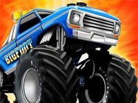 Jeu mobile Monster truck difference