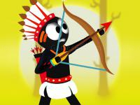 Jeu mobile Stickman destruction warrior