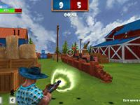 Jeu mobile Farm clash 3d