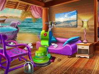 Jeu mobile Beach house cleaning