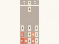 Jeu mobile Brick 2048