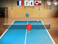 Jeu mobile Table tennis- world tour