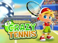 Jeu mobile Crazy tennis