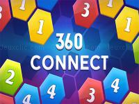 Jeu mobile 360 connect