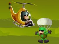 Jeu mobile Helicopter master