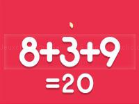 Jeu mobile Solve math
