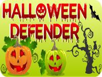 Jeu mobile Eg halloween defender